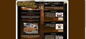Hunting Lure Website